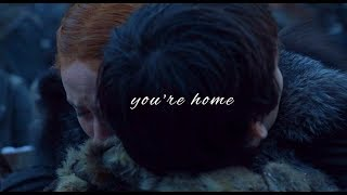 Download Bran & Sansa - I'm sorry for all that's happened to you Video