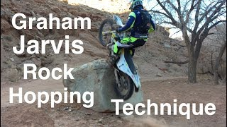 Download How to Cross a Rock/Log like Graham Jarvis!!! He shows us how!! Video