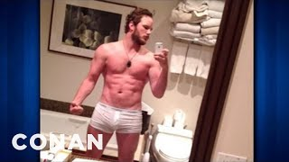 Download Chris Pratt Got RIPPED To Be In ″Zero Dark Thirty″ - CONAN on TBS Video