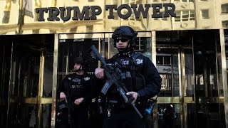 Download Trump Tower security: a 'Big Apple' headache Video