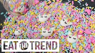 Download DIY Unicorn Sprinkles With Kawaii Sweet World | Eat the Trend Video