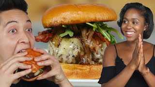 Download Tasty Cook-Off: Burgers Video