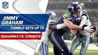 Download Maxwell Forces Bryant Fumble to Set Up Wilson's TD Pass! | Seahawks vs. Cowboys | NFL Wk 16 Video