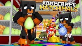 Download Minecraft HATCHIMALS - DONUT SEARCHES EVERYHWERE FOR HATCHIMALS - donut the dog minecraft roleplay Video