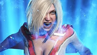 Download Injustice 2 - Power Girl (DLC) All Ultimate Attacks/Moves Video
