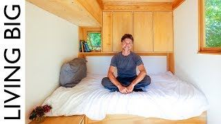 Download Jay Shafer's Stunning $5,000 Tiny House Video