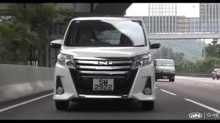 Download 2014 Toyota Noah Luxury Edition Video