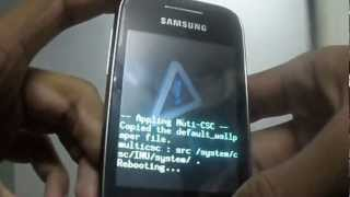 Download INCREASE INTERNAL MEMORY BY PARTITION MEMORY CARD IN ANDROID (DEMO ON GALAXY Y) Video