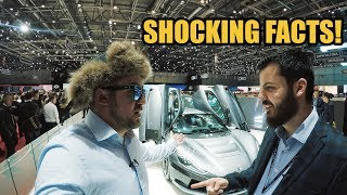 Download SHOCKING Rimac C TWO Facts! Video