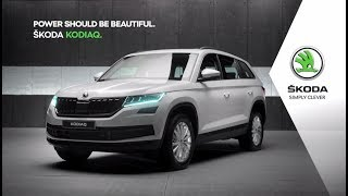 Download The New SKODA KODIAQ #ReconnectwithGood Video
