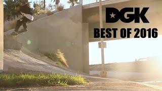 Download DGK SKATEBOARDS 2016 | DGK Skate Team Best Tricks from 2016 ( Skateboarding ) Video