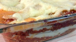 Download CHEESY LASAGNA - Todd's Kitchen Video