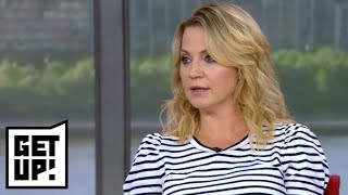 Download Michelle Beadle: Sterling Brown police tazing is the 'point of the protests'   Get Up!   ESPN Video