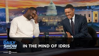 Download Exclusive - In the Mind of Idris: The Daily Show Video