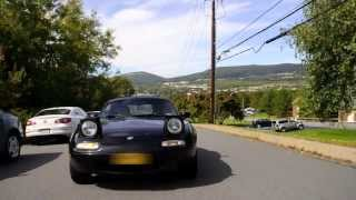 Download Regular Car Reviews: 1995 Mazda Miata MX-5 Video