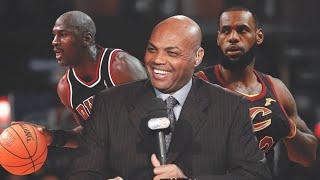 Download Charles Barkley STATES ″I'll SLAP Anyone Who Says That LeBron Is Better Than Michael Jordan!!!″ Video