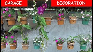 Download Garage decoration with flower plant (with English subtitle) Video
