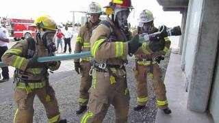 Download Experiencing what it's really like to be a firefighter Video