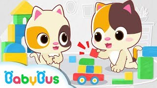 Download Baby Panda Makes Cool Toy Cars | Ice Cream, Learn Colors, Doctor Song | Number Song | BabyBus Video
