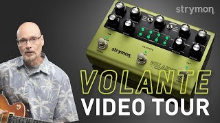 Download Strymon Volante - Video Tour With Sound Designer Pete Celi Video
