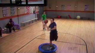 Download The Big Bang Theory - Sheldon vs. Kripke (Basketball Match) Video