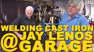 Download 🔥 Jay Leno's Garage and Antique Cast Iron Welding Repair | TIG Time Video