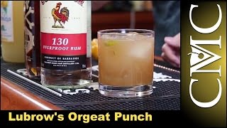 Download Lubrow's Orgeat Punch | Cockspur OverProof Rum Video