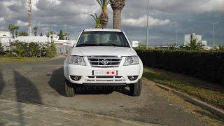 Download Actuoto: TATA Xenon SC pickup 2.2 Dicor 4x2 Tunis (1ere rencontre) بيك اب تاتا اكزينون Video