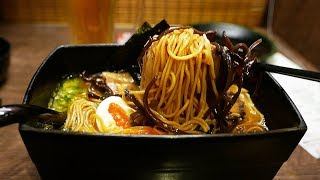 Download Japanese Food - ICHIRAN Best Ramen in the World! Fukuoka Japan Video