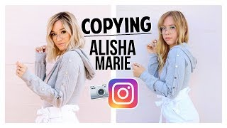 Download Copying Alisha Marie's Instagram! | Ashley Nichole Video