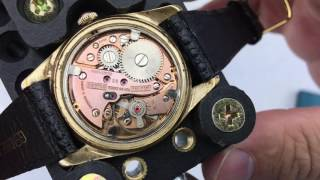 Download 1960's Croton Swiss Watch Review!!! Video