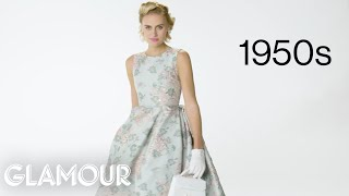 Download 100 Years of Dresses | Glamour Video