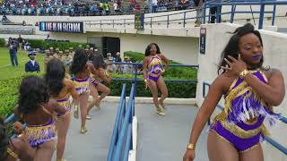 Download Alcorn State University ″″Sounds of DynOmite″″ entrance @ 2017 Capital City Classic Video