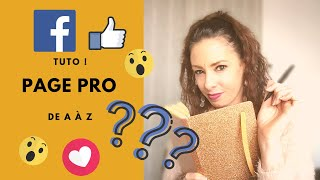 Download Comment créer une page FACEBOOK PRO en 2018 : tuto Video