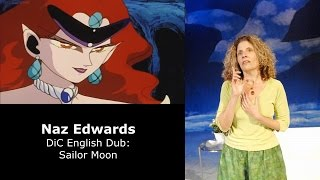 Download Queen Beryl English & Japanese Voice Comparison Video