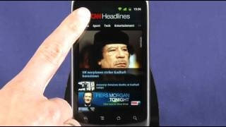 Download CNN App for Android review Video