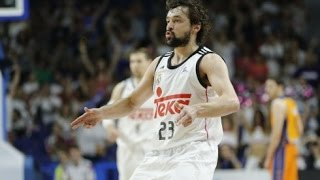 Download Sergio Llull Top 10 plays of his career (2016) Video
