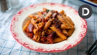 Download How to make Roast Tomato Pasta! Video
