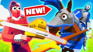 Download NEW Incredible SECRET Units In TABS! Which Is BEST? (Totally Accurate Battle Simulator Gameplay) Video