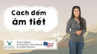 Download Học cách đếm âm tiết để cải thiện cách phát âm bằng tiếng Anh☝🏼✌🏻🖐🏼    American English Video
