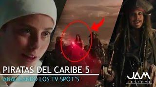 Download ANALIZANDO LOS TV SPOT'S #15, #16, SPOT HENRY, #18 | PIRATAS DEL CARIBE 5 | JAM REVIEWS Video