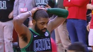Download Kyrie Irving Fails to Miss Free Throws vs Rockets & Gets Upset with Himself! Rockets vs Celtics Video
