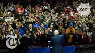Download Donald Trump Cheered On By Ohioans On 'Thank You' Tour | The Daily 360 | The New York Times Video