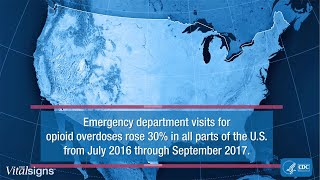 Download Opioid Overdoses Treated in Emergency Departments: Identify Opportunities for Action Video