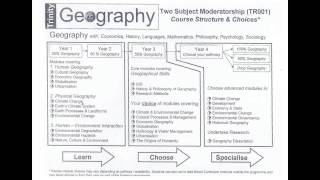 Download Geography - Trinity Open Day 2013 Video