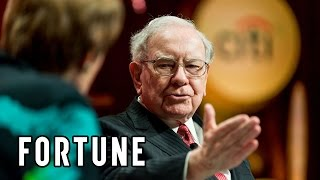 Download Warren Buffett's Full Interview on 2016 Election & More | Fortune Most Powerful Women Video
