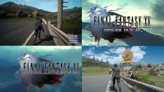 Download Final Fantasy XV - Episode Duscae To Release Version Rough Comparison Video
