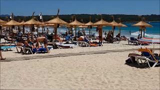 Download Urlaubsinfos Sa Coma, Mallorca, HD Video