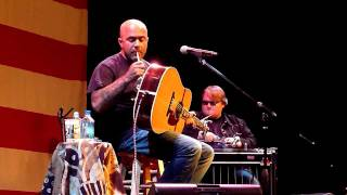 Download Aaron Lewis - Who Are You When I'm Not Looking (Blake Shelton) HD Live in Lake Tahoe 8/06/2011 Video