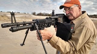Download M60 E6 Machine Gun Video